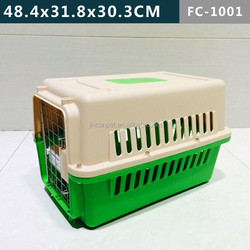 plastic Pet cage for dogs & cats
