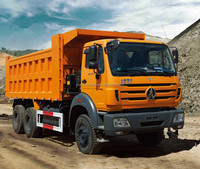 Direct Factory Price Top Brand 10 wheels Beiben brand truck load of sand