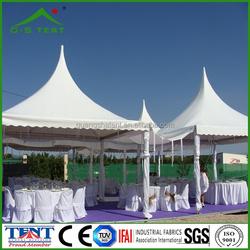 garden pvc pagoda celebrity party tents gazebo marquee 5x5m