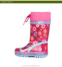 Hot sale cheap child rubber rain boot