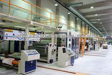 maquinaria del cartón-Más avanzada línea de producción de cartón ondulado de China-