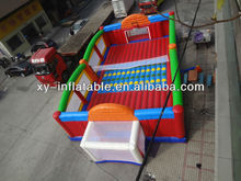 cancha de voleibol inflable juegos