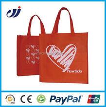 Top quality portable cheap reusable shopping bags wholesale