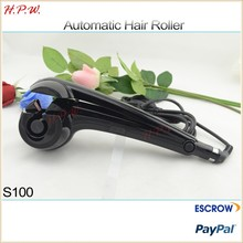 Wholesale Professional beatiful Curl Hair Curling Styler Tool automatic hair curler