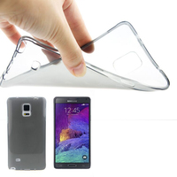 TPU Transparent Ultrathin Mobile Phone Case Cover Housing For huawei m7