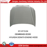 HYUNDAI SONATA car engine hood panel OEM same quality spare parts for sale
