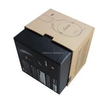 Cardboard box for headphones