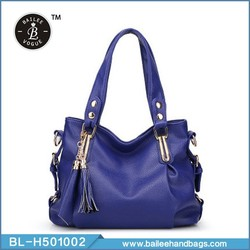 2015 Hot Sale Fashion PU Leather Lady Handbag