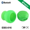 Original design 3W portable wireless bluetooth mini waterproof bluetooth stereo shower speaker