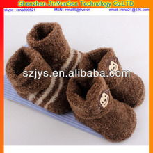 baby slipper socks with rubber sole