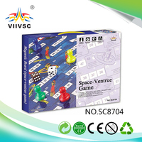 New arrival good quality intelligent waterproof board games in many style space venture