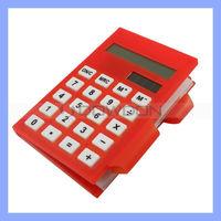 Multi-function pocket notebook calculator