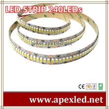 12v led strip non-waterproof smd 3528 240leds per meter 5m/roll LED STRIP LIGHT FACTORY