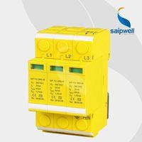 China supplier Saip/Saipwell three phase power surge protector