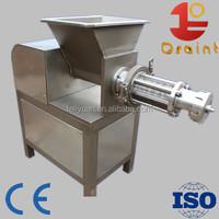 Multi-functional stainless steel bone crusher machine China chicken deboner