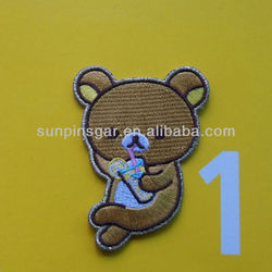 SPSG embroidery patch adhesive