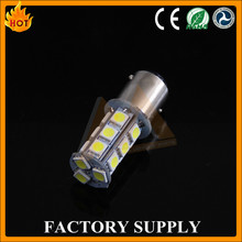 Factory Price Super Bight Red LED Car Lamp Auto 12v chip 5050 18 smd 3157 led bulb
