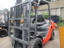 latest model toyota 3 Ton forklift/ used forklift/ second hand forklift toyota