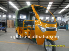modern electric tricycle/auto rickshaw/three wheeler for passenger