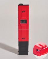 durable pocket size digital PH meter
