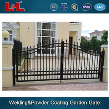 Aluminum Garden Gate, Beautiful and Hot Sale Product, Decorative Aluminum Gate