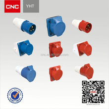 YHT series plug socket current protection plug
