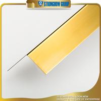 Custom aluminium corner protectors