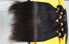 best-selling products grade 7A no acid process european human hair silky straight hair