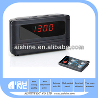 OEM- H.264 720P HD Clock Motion Activated Security Recordable Camera