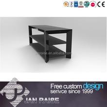 Stone surface texture modern designer tv console