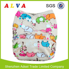 Alva cloth like baby diaper in bales girls in diapers