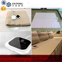 Super soft high quality hot blanket for sofa heating or bed warming