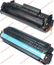 Best quality help you earn more market share Q2612A Original toner cartridge supply/original toner box