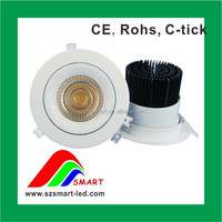 High Luminous Led Ce High Power Led Downlight 3w