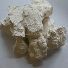 Raw calcined kaolin
