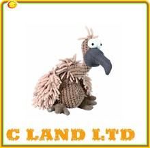 New coming cute bird style plush dog toys