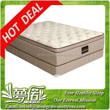 wholesale hot memory foam pocket spring mattress queen