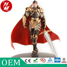 Manufacturing handsome action figure oem ancient warriors figurines