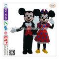 2014 novo desenho de mickey e minnie traje dos desenhos animados para a venda