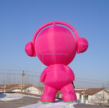 2015 new advertising inflatable cartoon model, inflatable cartoon for sale