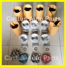 Auto engine parts 1HZ Liner kit cylinder for Toyota car
