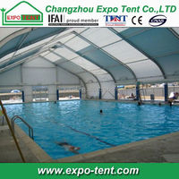 10x18m swimming pool cover tent