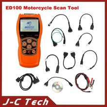 2015 Newest ED100 for Motorcycle Scan Tool 6 in 1 Handheld Motor Diagnostic Tool Long Warranty