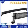 auto parts China supplier tuning light aluminum housing led light ATV bar 240w