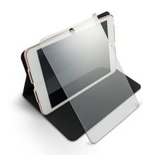 Anti fingerprint 9H tempered glass screen protector for iPad mini