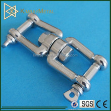 Stainless Steel Jaw and Jaw Swivel