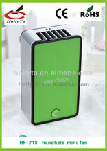 china recargable del ventilador ventilador de aire acondicionado