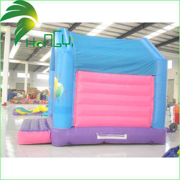 Small Indoor Inflatable Bouncer With Slides3.jpg