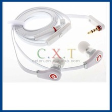 Most popular ear style stereo factory directly sprot earphone and earbuds