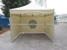 3x3m pabellón de la tienda/carpa plegable/carpa Gazebo/tienda plegable gazebo